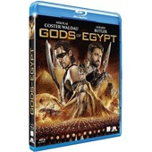 Gods Of Egypt - Blu-Ray de Alex Proyas