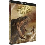 Gods Of Egypt - Combo Blu-Ray 3d + Blu-Ray - �dition Bo�tier Steelbook de Alex Proyas