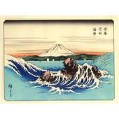 V�ritable Estampe Japonaise Hiroshige