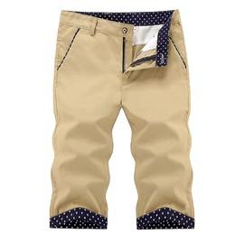 Pantacourt Hommes Casual Court Pantalon Style Droit Nouvel Arrivage V�tement D'�t�