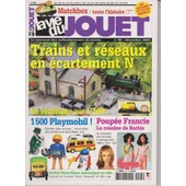 La Vie Du Jouet N�95 Trains, Playmobile, Berliet, Matcbox, Poup�e Mannequin Francie