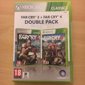 Double Pack, Far Cry 3 Et 4