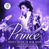 Purple Reign In New York Radio Broadcast Syracuse Ny 1985 - Prince,