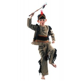 Costume Indien Sioux 7 A 9 Ans