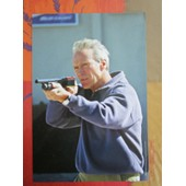 Photo Cinema Clint Eastwood Creance De Sang 26.5 X 18 Cm
