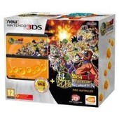 New Nintendo 3ds - Limited Edition - Dragon Ball Z: Extreme Butoden Pack - Console De Jeu Portable - Noir - Dragon Ball Z: Extreme Butoden