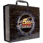 Yu-Gi-Oh! - 5d's Konami Duelist Deck Card Carrying Case