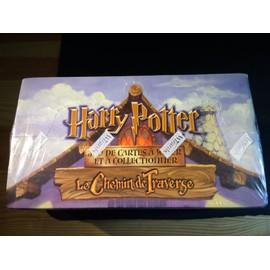 Display Harry Potter Le Chemin De Traverse 2002 X8 Decks Scell� Fr