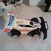 Voiture �lectrique Nikko Buggy Laser 4wd Turbo Radio Command�