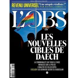 Le Nouvel Observateur 2693 : Les Nouvelles Cibles De Daech