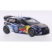 Vw Polo R Wrc, No.2, Volkswagen Motorsport, Red Bull, Fia World Rally Championship, Rallye Monte-C