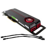 Carte graphique Radeon HD 5870 Mac pour Apple Mac Pro Intel
