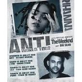 Rihanna Concert Stade Pierre Mauroy Lille 2 Places Categorie 1 Assises