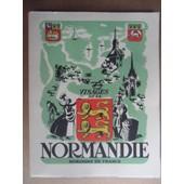 Visages De La Normandie - Sixi�me Volume De La Collection