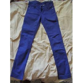 Jean 36 Bleu