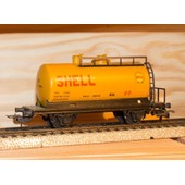 Wagon Citerne Shell M�rklin