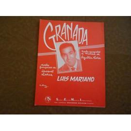 granada (Luis Mariano )