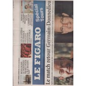 Le Figaro (Quotidien) / 15-02-2008 N�19764 : Madonna (1/2p) - Roberto Alagna (1/2p)