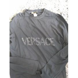 Sweat Versace Coton 46 Noir
