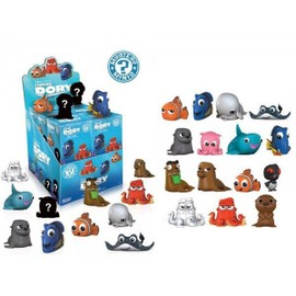 Figurine Disney Mystery Minis Finding Dory - 1 Bo�te Au Hasard / One Random Box