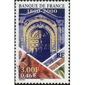 France 2000, Tr�s Bel Exemplaire Yvert 3299, Bicentenaire De La Banque De France, Neuf** Luxe