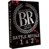 Coffret 4 Dvd Battle Royale 1 Et 2