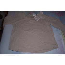 T-Shirt Zara 24 Mois Marron