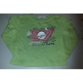 T-Shirt Fille 4 Ans