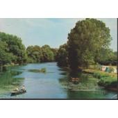 Carte Postale De Montargis (Loiret) - Vall�e Du Loing