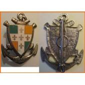 Insigne 11� R�giment D'artillerie De Marine