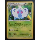Carte Pok�mon Papilusion Rare Holographique 5/83 G�n�rations
