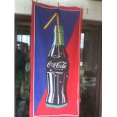 Serviette De Plage Coca-Cola