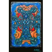 Croix Arm�nienne Gravure Ardoise Elisabeth 3