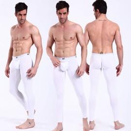 Cale�ons Longs Et Chauds Sous-V�tements Thermiques Pour Hommes ,Pantalon Confortable
