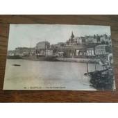 Cpa Granville Normandie - Vue Du Grand Bassin - 1936