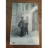 Cpa Le Grand Frere 1903