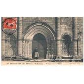 N�353 - Clich� Braun - Ile D'ol�ron - St Georges - Portique Roman De L'�glise