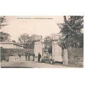 Cpa - Chateau D'ol�ron - Portes D'ors (Entr�e Du Chateau)