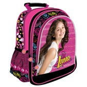 Soy Luna Sac A Dos Cartable �cole Loisirs Extrascolaires Disney
