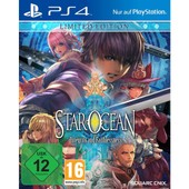 Star Ocean Integrity And Faithlessness Pour Ps4