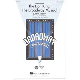 The lion king: the brodway musical