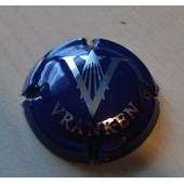 Capsule De Champagne Vranken Bleu
