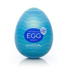 Tenga - Masturbateur Homme Egg Cool ( 1 Pi�ces ) Sextoy Homme