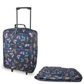 Valise Western Gear Papillon Polyester Multicolore