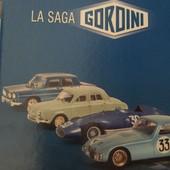 Boite De Livrets De La Saga Gordini