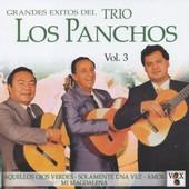 Los Panchos - Grandes Exitos Del Trio Los Panchos - Vol.3 - Los Panchos - Grandes Exitos Del Trio Los Panchos - Vol.3