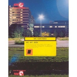 Amsterdam Medical Center Art Book - Sabrina Kamstra