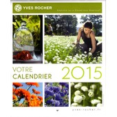 Calendrier Yves Rocher 2015