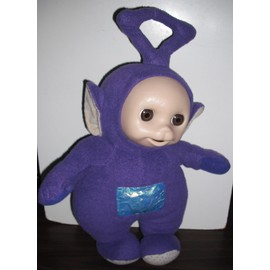 Peluche Teletubbies Tinky Winky Sonore