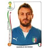N� 326 - Stickers Image Panini Fifa World Cup Brasil 2014 - Daniele De Rossi